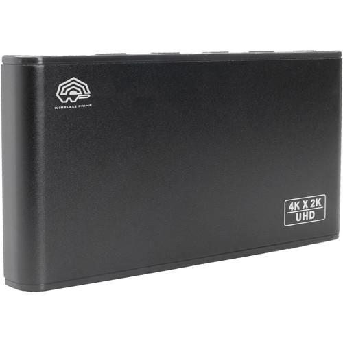 CINEGEARS Wireless Prime UHD 4K HDMI Four-Way Splitter