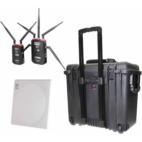 CINEGEARS Ghost-Eye Wireless HD-SDI Video Transmission 400M V2 Pro Kit