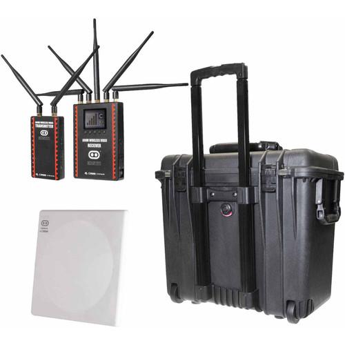 CINEGEARS Ghost-Eye Wireless HD SDI Video Transmission 600M Pro Kit