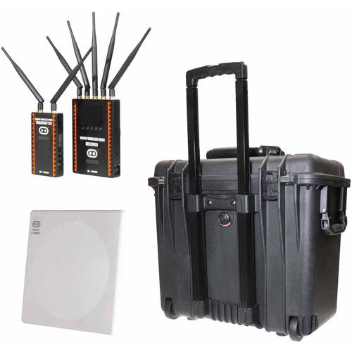 CINEGEARS Ghost-Eye Wireless HD SDI Video Transmission 1000M Pro Kit
