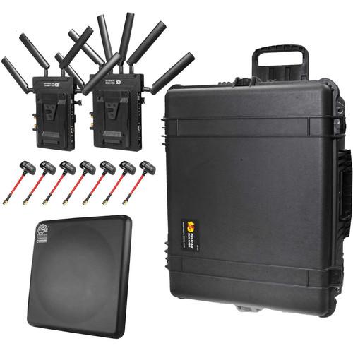 CINEGEARS Ghost-Eye Wireless HD SDI Video Transmission 600Tc Pro Kit