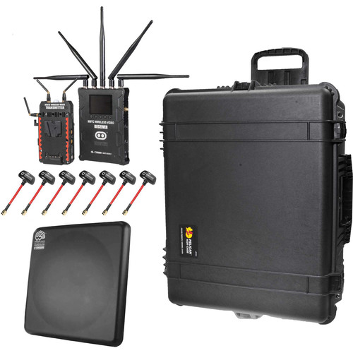 CINEGEARS Ghost-Eye Wireless HD SDI Video Transmission 800Tc Pro Kit