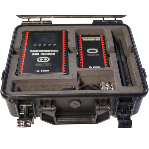 CINEGEARS Ghost-Eye Redundant Management RMS 1000M Kit