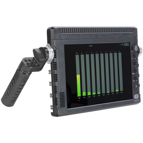 CINEGEARS Ghost-Eye Handheld Real-Time 5G Wireless Video Scanner/Receiver/Monitor