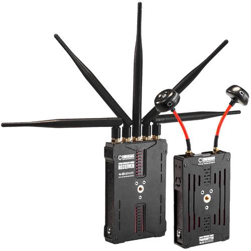 CINEGEARS Ghost-Eye Wireless HDMI/SDI Video Transmission Kit 200M