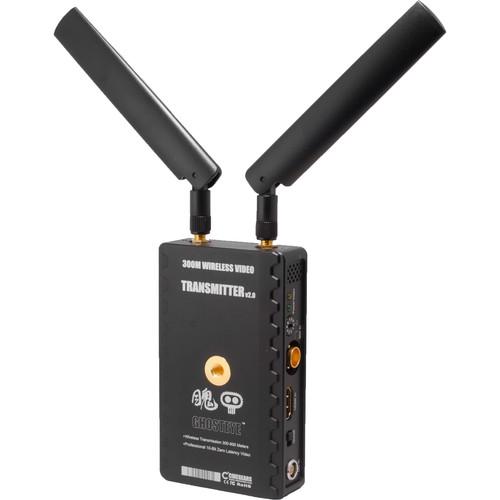 CINEGEARS Ghost-Eye 300M V2 Wireless HD & SDI Video Transmitter