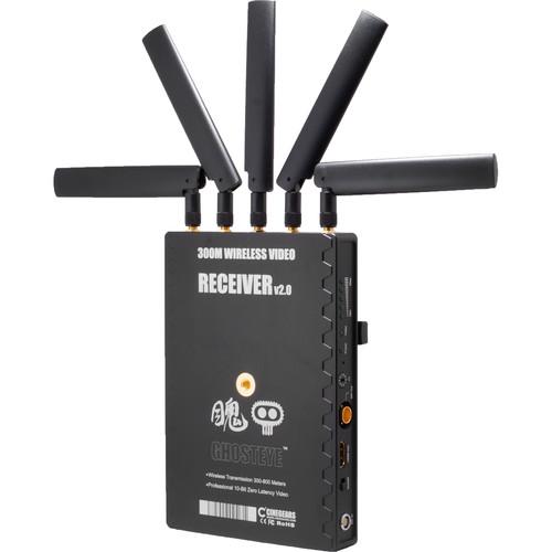 CINEGEARS Ghost-Eye 300M V2 3G/HD/SD-SDI & HDMI Wireless Video Receiver