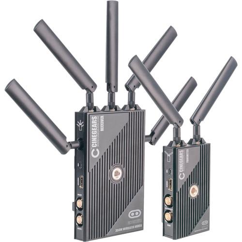 CINEGEARS Ghost-Eye Wireless Hd  Sdi Video Transmission Kit 350M