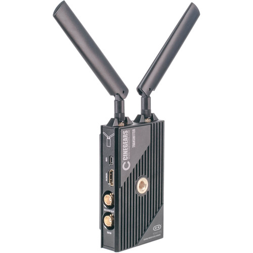 CINEGEARS Ghost-Eye Wireless Hd  Sdi Video Transmission Transmitter  350M