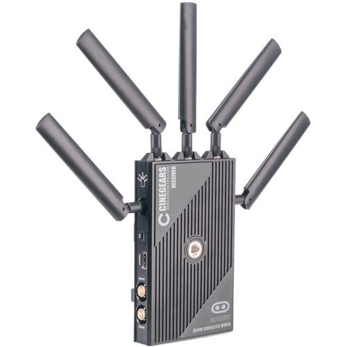 CINEGEARS Ghost-Eye Wireless Hd  Sdi Video Transmission Receiver     350M