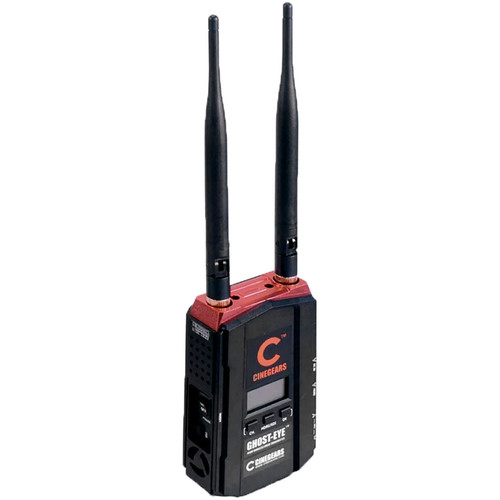 CINEGEARS Ghost-Eye 400ME Wireless HD & SDI Video Transmitter with Data Encryption