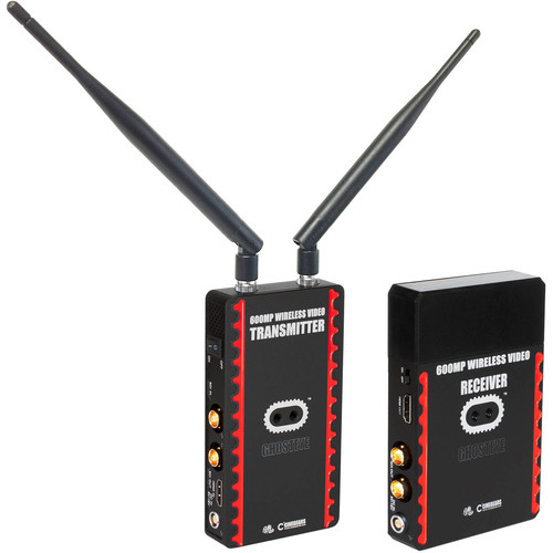 CINEGEARS Ghost-Eye 600MP Wireless Transmitter and Receiver