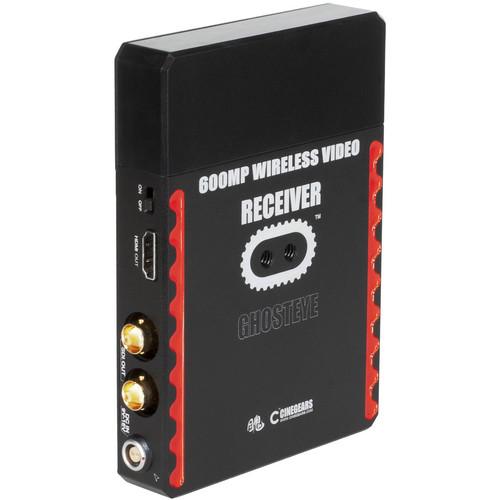 CINEGEARS Ghost-Eye Wireless 600MP HD/SDI Video Receiver