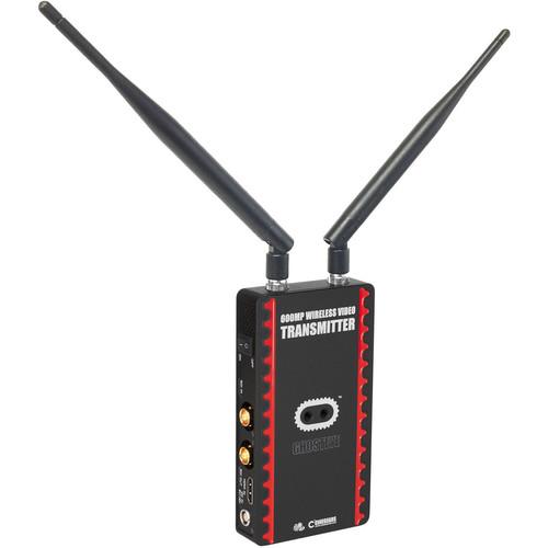CINEGEARS Ghost-Eye Wireless 600MP HD/SDI Video Transmitter (Encrypted)