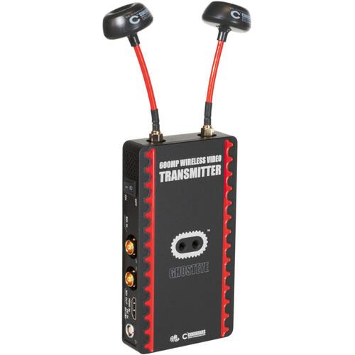 CINEGEARS Ghost-Eye Wireless 600MP ENG HD/SDI Video Transmitter (V-Mount, Encrypted)