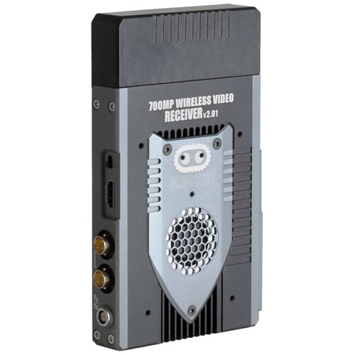 CINEGEARS Ghost-Eye 700M Plus Hybrid HDMI/SDI Receiver (Gold Mount)