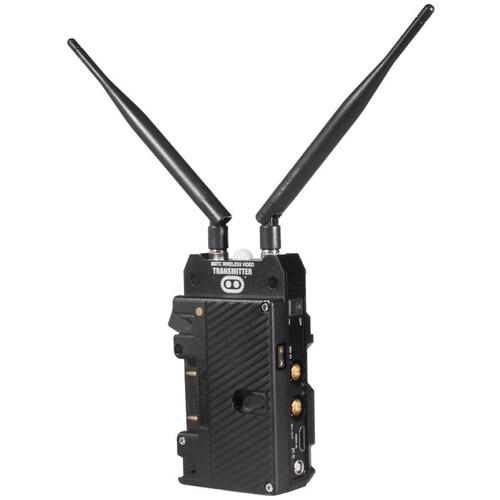 CINEGEARS Ghost-Eye Wireless 800TC ENG Video Transmitter (Encrypted)