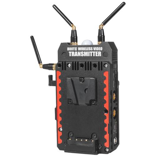 CINEGEARS 800TC ENG Ghost Eye Wireless HD SDI Video Transmitter (V-Mount)