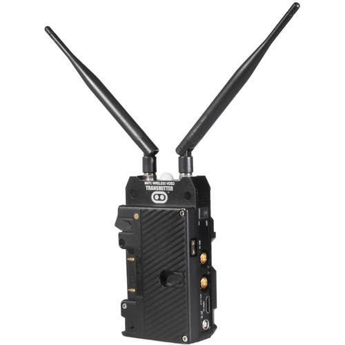 CINEGEARS Ghost-Eye Wireless 800TC ENG Video Transmitter (Gold Mount)