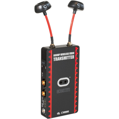 CINEGEARS Ghost-Eye Wireless 600MP HD/SDI Video Transmitter V3 (Encrypted)