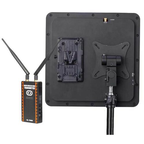 CINEGEARS Ghost-Eye 1000M Wireless HDMI/SDI Transmission Kit with Panel Receiver
