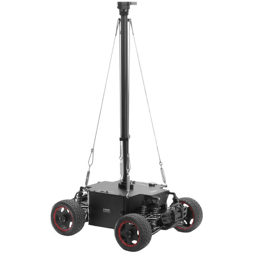 CINEGEARS VR Cube Gimbal Car