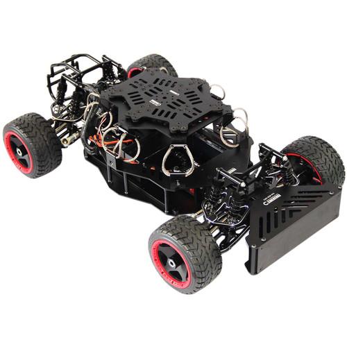 CINEGEARS 4 × 4 All-Wheel Drive Gimbal Car