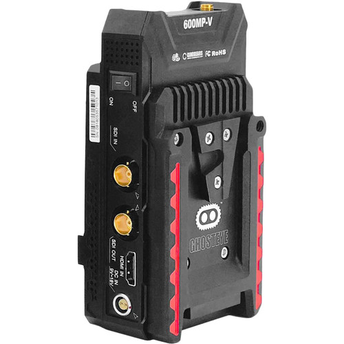 CINEGEARS Ghost-Eye Wireless 600MP ENG HD/SDI Video Transmitter (V-Mount)