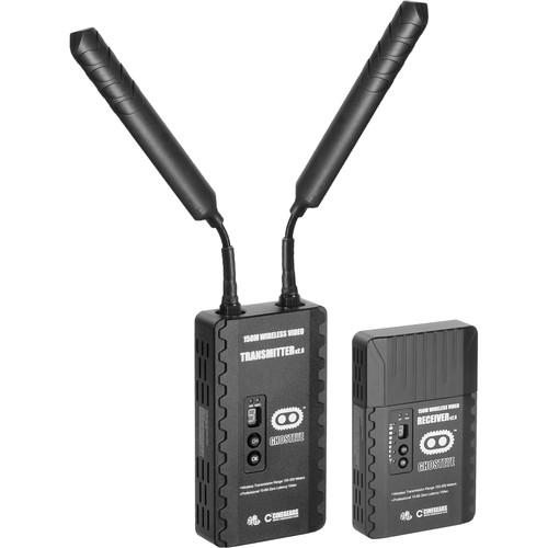 CINEGEARS Ghost-Eye 150M V2 Wireless HDMI/3G-SDI Transmission Kit (984')