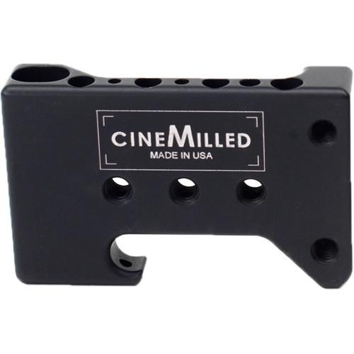 CineMilled Tool Holder for Gimbal Dock (Left)