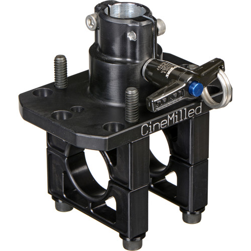 """CineMilled Steadicam Arm Post Adapter for DJI Ronin (3/4"""")"""