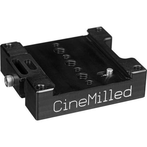 CineMilled Quick-Switch Mount Plate for DJI Ronin