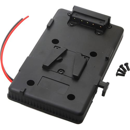 CineMilled Standard Battery Plate (V-Mount)