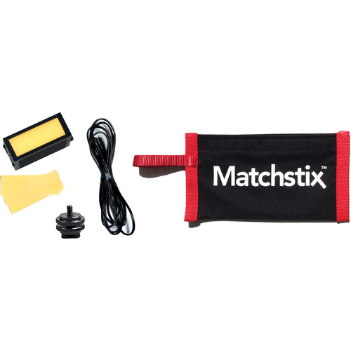 "Cineo Lighting Matchstix 3"" Basic LED Light Kit"