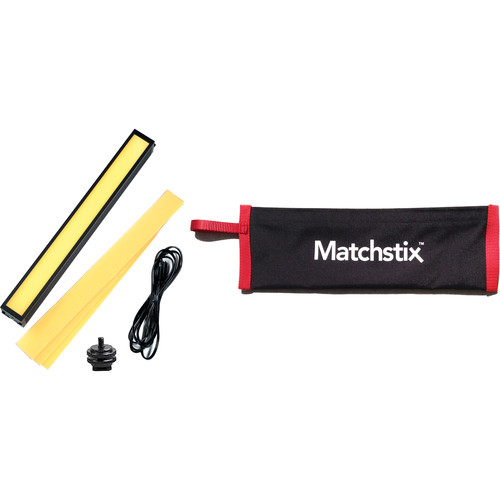 "Cineo Lighting Matchstix 12"" Basic LED Light Kit"