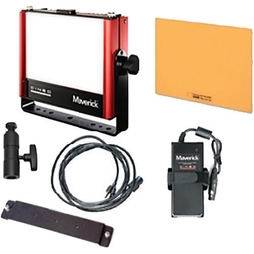 Cineo Lighting Maverick LED Light Bi-Color Portable AC Kit