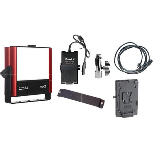 Cineo Lighting MavX Portable Kit (V-Lock)