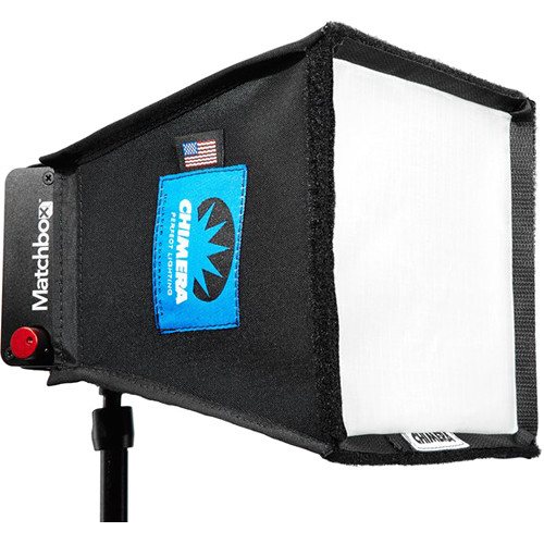 Cineo Lighting Chimera TECH Micro Lightbank for Matchbox