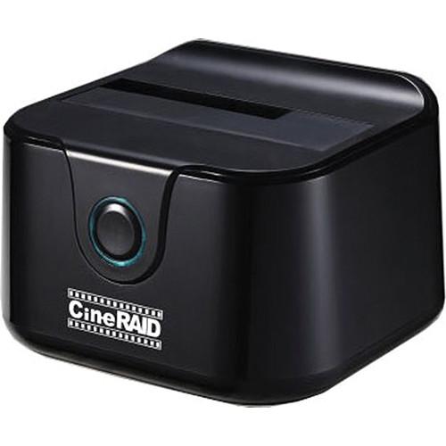 CineRAID CR-H116 USB 3.1 Gen 1 Hard Drive Dock