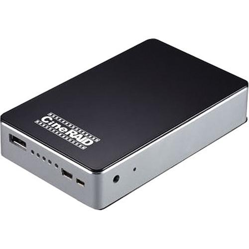 CineRAID Wireless USB 3.0 Hard Drive Enclosure