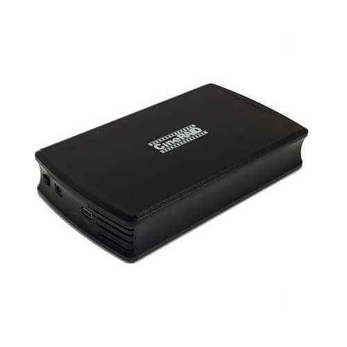 CineRAID Dual Drive USB 3.0 Portable RAID Enclosure