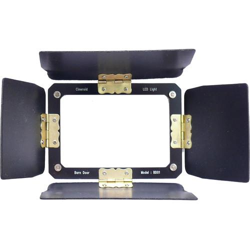 Cineroid Barndoors for L10C/L2 LED Light