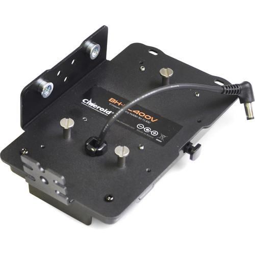 Cineroid V-Mount Battery Plate for FL400S Flexible LED Panel