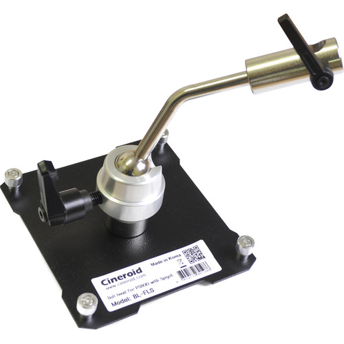 Cineroid Ball Head For Panel Support With 16mm Spigot