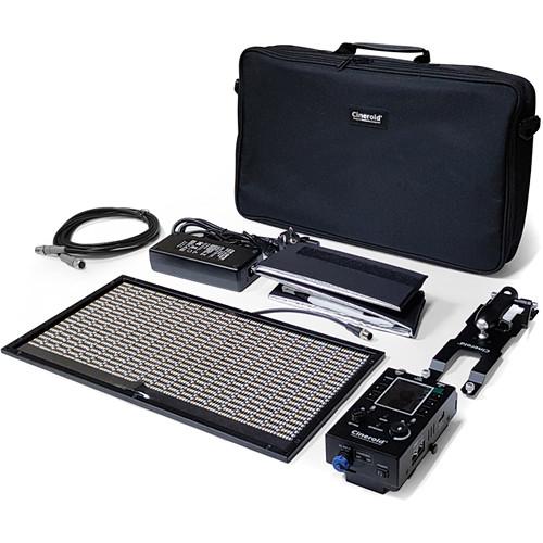 Cineroid CL800 RGBW LED Light A Kit (V-Mount)