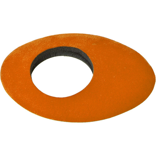 Cineroid Soft Eye Cup Cover for Cineroid EFV (Orange)