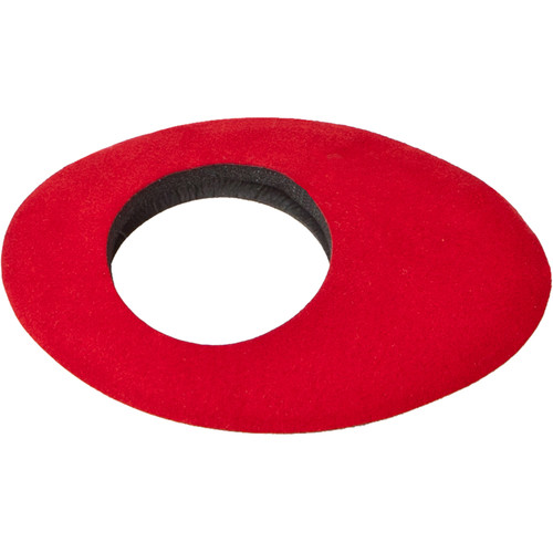 Cineroid Soft Eye Cup Cover for Cineroid EFV (Red)