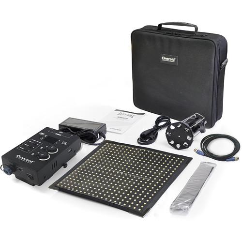 Cineroid FL400 Flexible LED Single Set