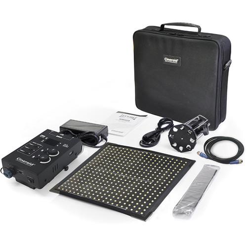 Cineroid FL400 Flexible LED Single Set (V-Mount)