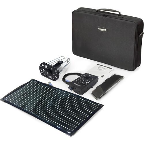Cineroid FL800 Flexible LED 1-Light Kit (V-Mount)